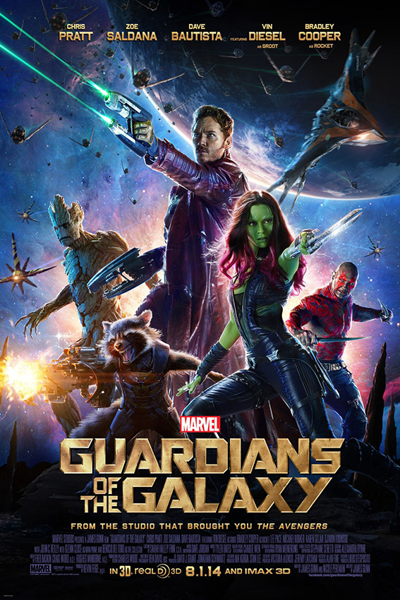guardians of galaxy s