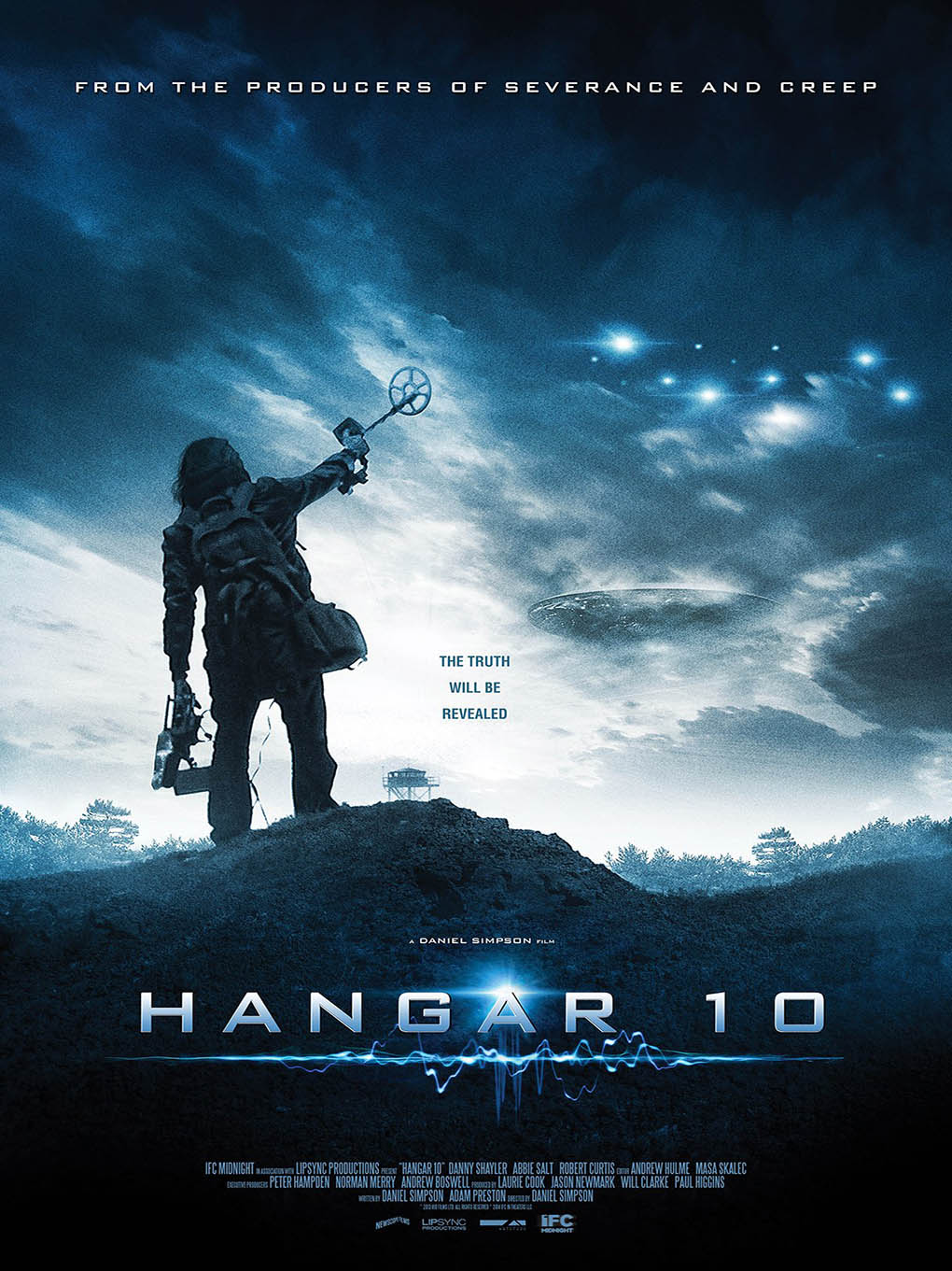 Hangar 10 – 2014 UK Movie