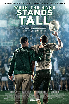 When The Game Stands Tall – USA Movie 2014