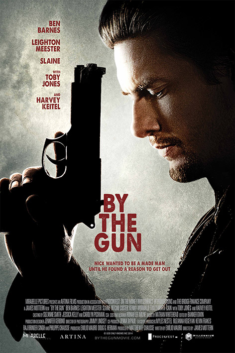 By The Gun – 2014 USA Movie