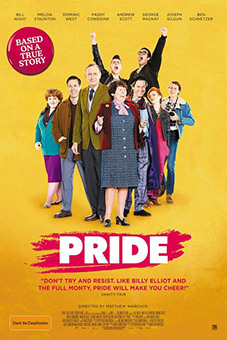 Pride [2014 UK Movie]