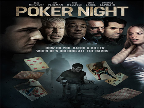 Poker Night [2014 USA Movie]
