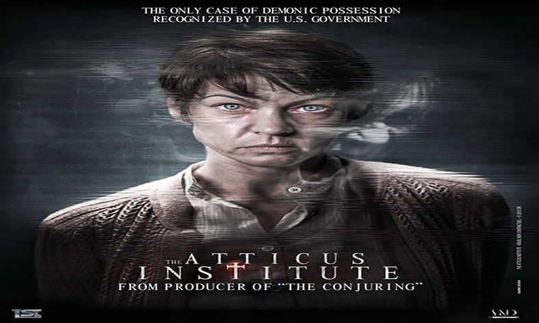The Atticus Institute [2015 USA Movie]