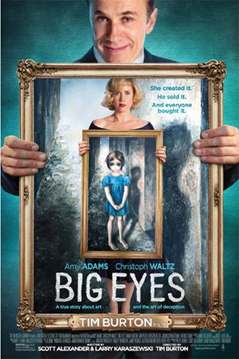 Big Eyes [2014 USA Movie]