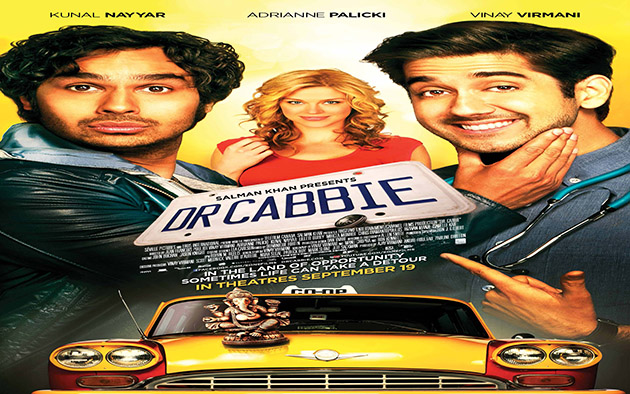 Dr Cabbie [2014 Canada Movie]
