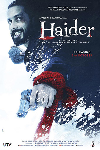 Haider [2014 India Movie] – Hindi