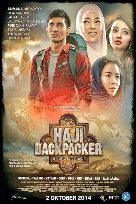 Haji Backpacker [2014 Indonesia Movie]