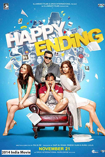 Happy Ending [2014 India Movie]