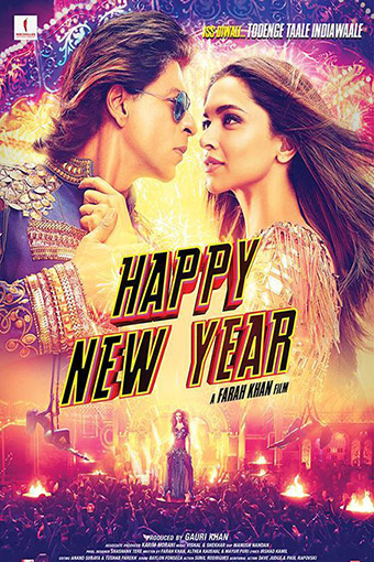 Happy New Year [2014 India Movie]