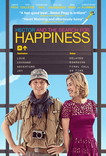 Hector and the Search for Happiness [2014 UK, Canada, Germany & South Africa Movie]