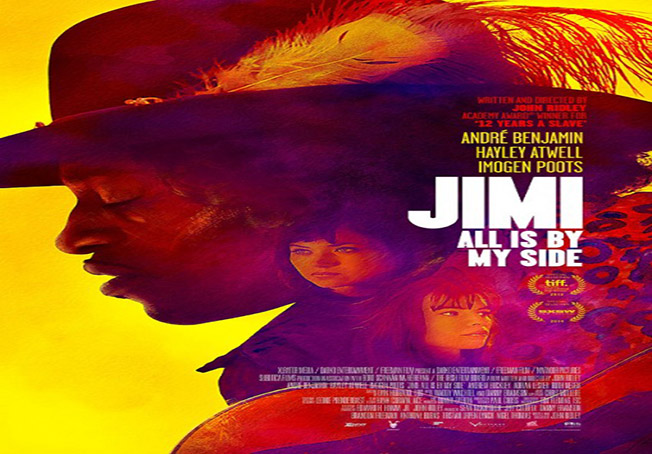 Jimi, All is By My Side [2013 UK, Ireland & USA Movie]