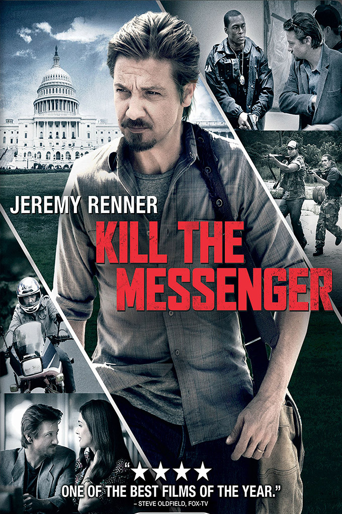 Kill the Messenger [2014 USA Movie]