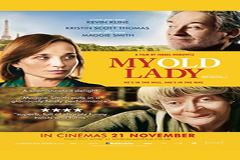 My Old Lady [2014 USA, UK & France Movie]