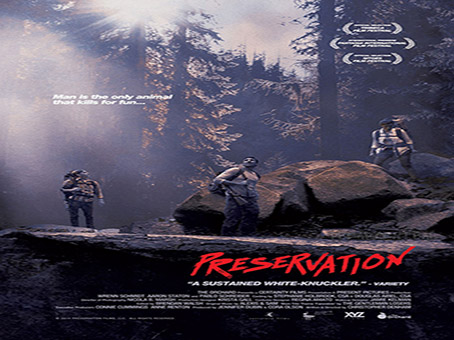 Preservation [2015 USA Movie]