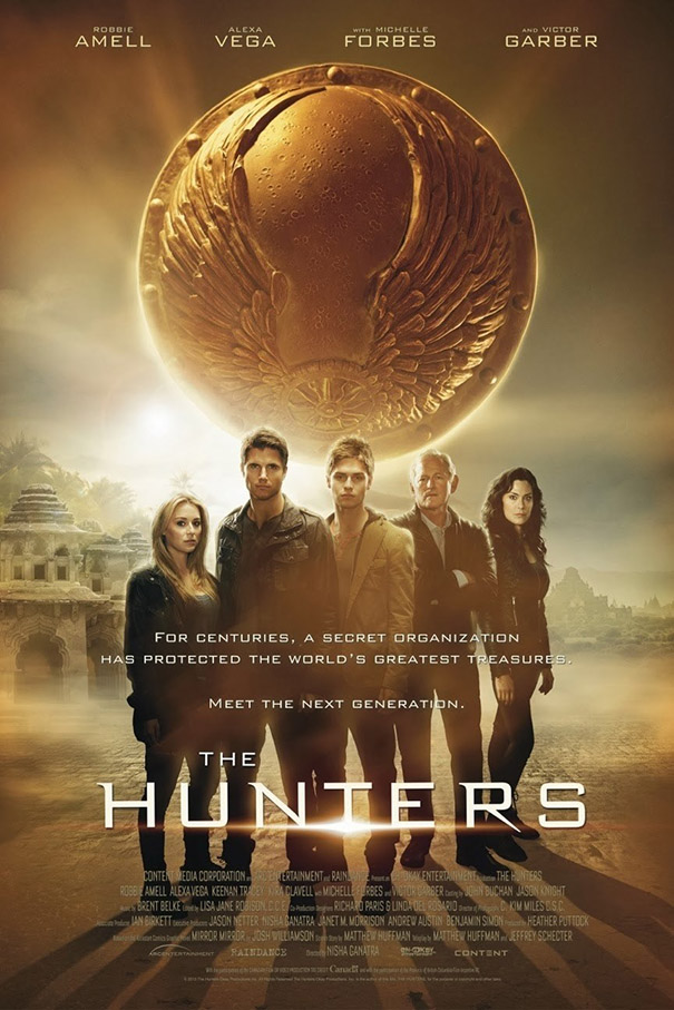 The Hunters [2013  USA Movie]