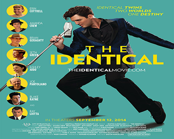 The Identical [2014 USA Movie]