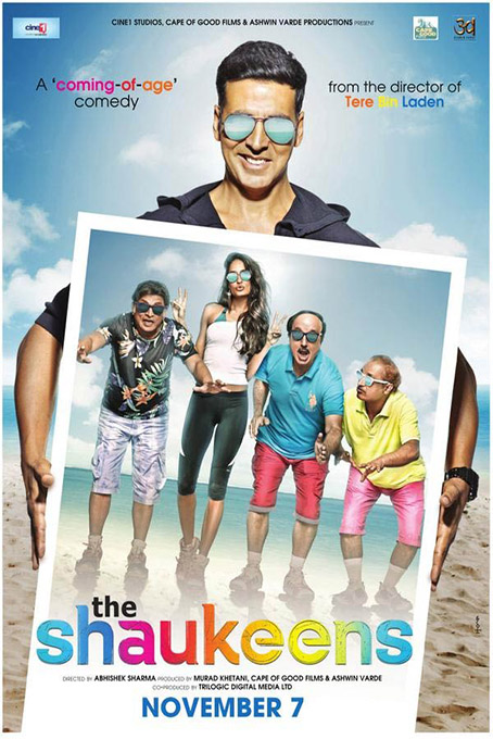 The Shaukeens [2014 India Movie] – Hindi
