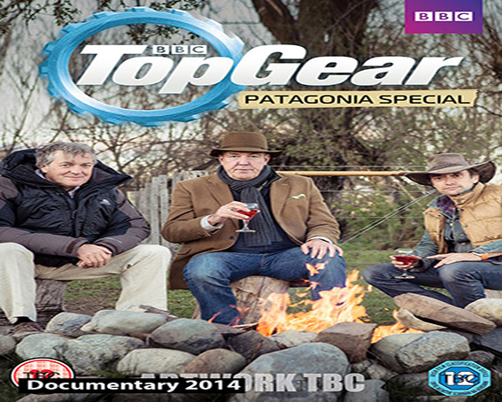 Top Gear: Patagonia Special [2014 Documentary Movie]