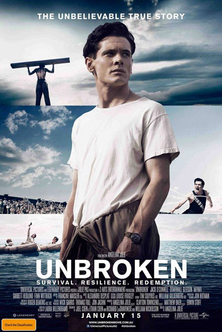 Unbroken [2014 USA Movie]
