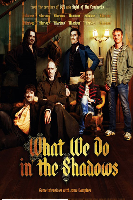 What We Do In The Shadows [2014 New Zealand Movie]
