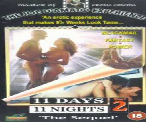 11 Days 11 Nights 2 The Sequel [1990 Italy Movie]