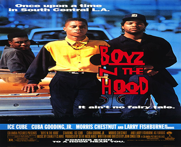 Boyz N The Hood [1991 USA Movie]