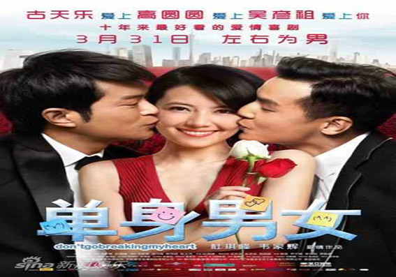 Don't Go Breaking My Heart [2011 HK Movie]