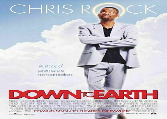 Down to Earth [2001 USA Movie]