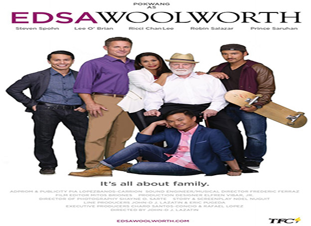 Edsa Woolworth [2014 Philippines Movie]