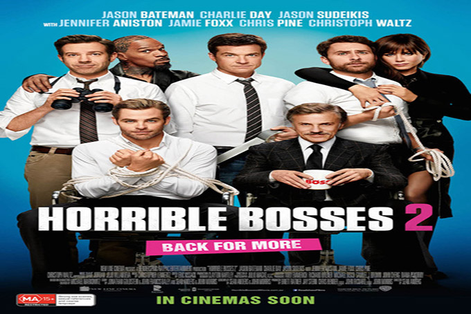 Horrible Bosses 2 [2014 USA Movie]