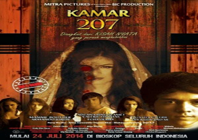 Kamar 207 [2014 Indonesia Movie]