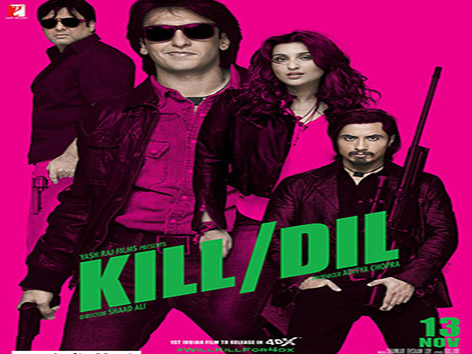 Kill Dil [2014 India Movie]