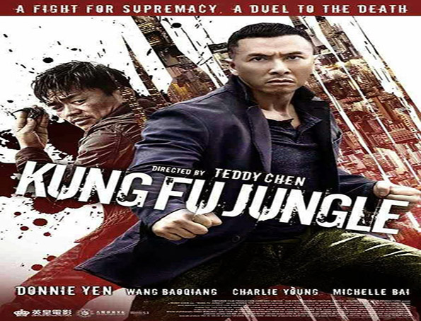 Kung Fu Jungle [2014 HK & China Movie]
