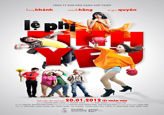 Le Phi Thinh Yeu [2012 Vietnam Movie]