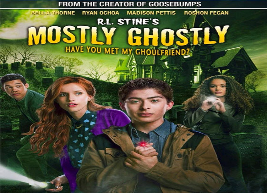 Mostly Ghostly: Have You Met My Ghoulfriend? [2015 USA Movie]
