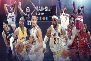 NBA All Star 2015 Complete