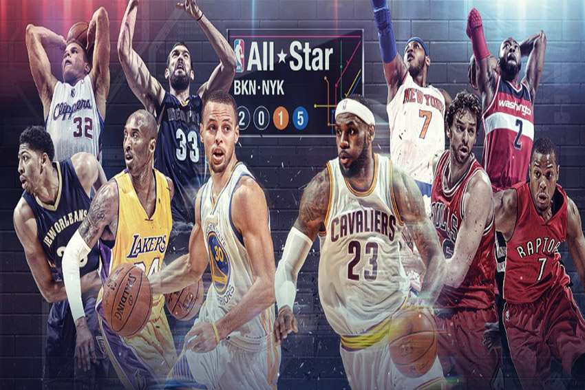 NBA All Star 2015 [2015 USA Show]