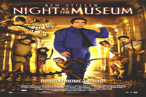 Night of the Museum [2006 USA Movie]