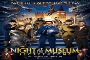 Night at the Museum 3 Secret of the Tomb [2014]