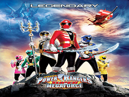 Power Rangers Super Megaforce (overall season 21) [2014 USA Series]