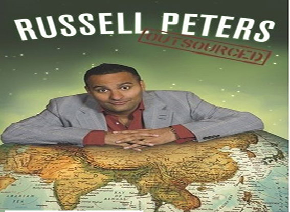 Russell Peters – Outsourced [2006 USA Movie]