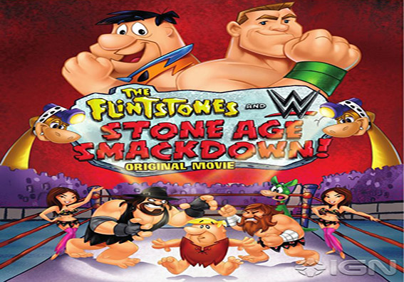 The Flinstones and WWE Stone Age Smackdown [2015 USA Movie]