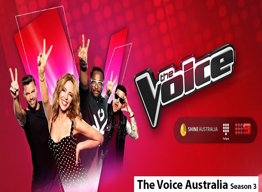 The Voice Australia SEASON 3 [2014 TV Series]