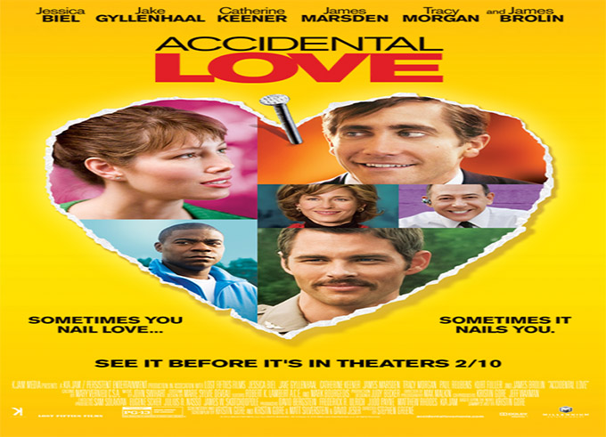 Accidental Love [2015 USA Movie]