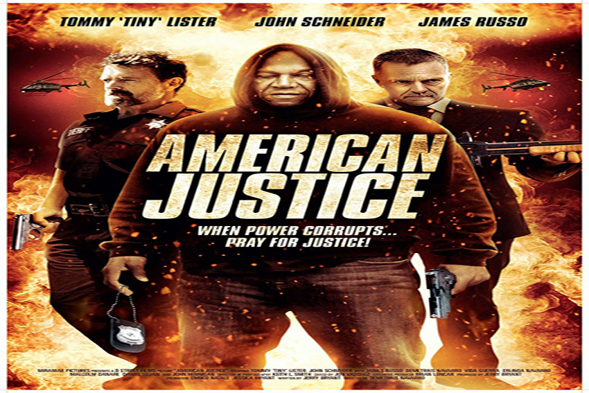 American Justice [2015 USA Movie]