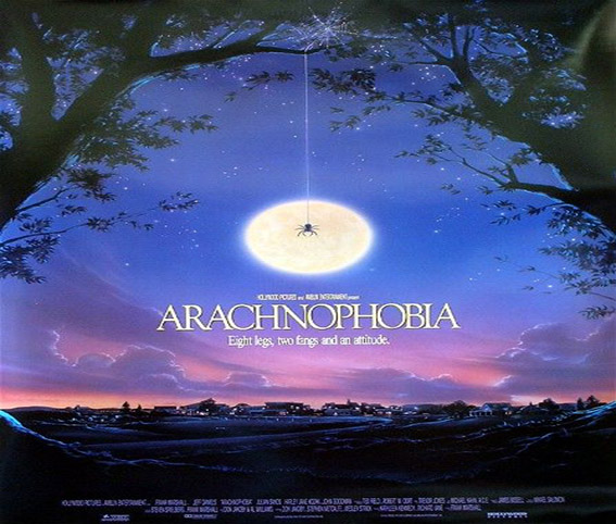 Arachnophobia [1990 USA Movie]