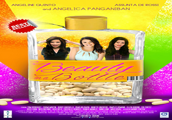 Beauty in a Bottle [2014 Philippines Movie]