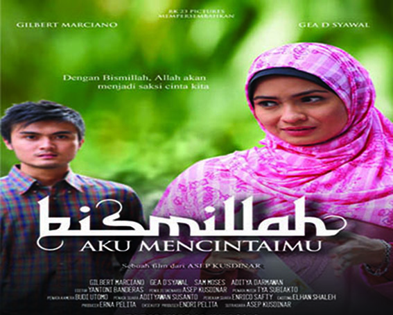Bismillah Aku Mencintaimu [2013 Indonesia Movie]