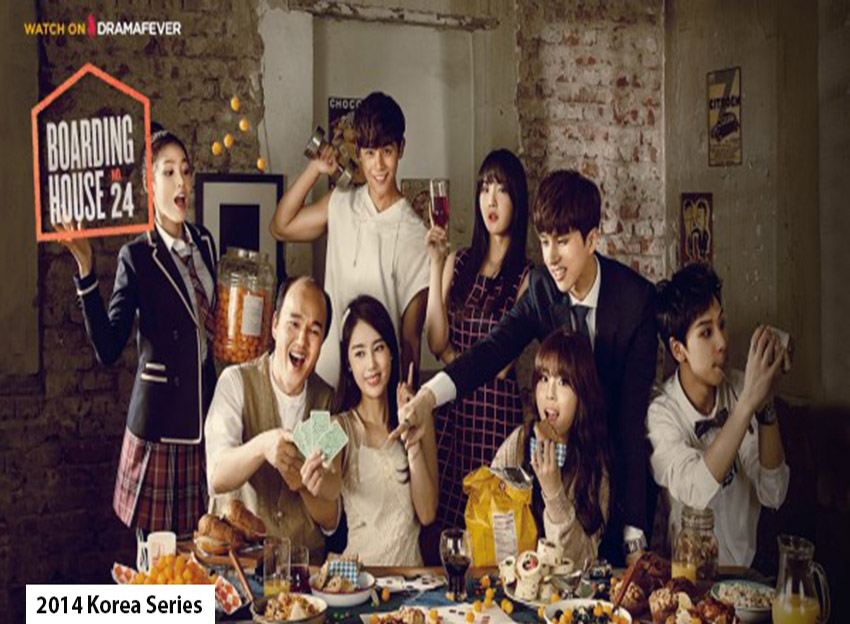Boarding House Number 24 [2014 Korea Series]