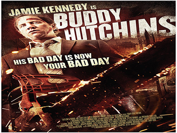Buddy Hutchins [2015 USA Movie]